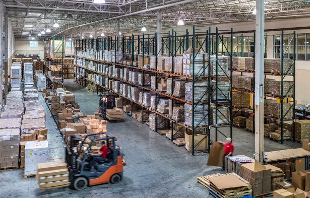 Averitt Atlanta Distribution & Fulfillment Center