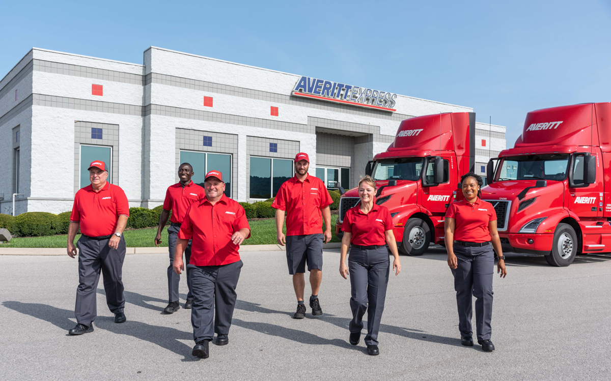 Averitt Regional and Flatbed Pay Increase 2021